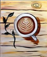 **COFFEE AND CANVAS** Love You So Mocha