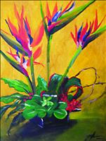*MANIC MONDAY!* $45 for $35! Birds of Paradise