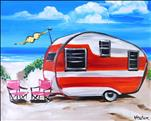 Customize Your Very Own Beach Camper!