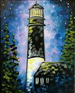 Black Light Class - Cosmic Lighthouse