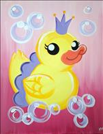 Bubble Ducky Princess