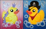 Choose Your Bubble Ducky - All Ages Welcome!