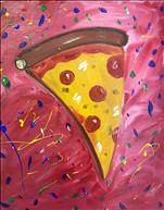 Kids Camp Pizza Party! Ages 6 & UP!