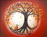 Tree of Life in Autumn: Teens & Adults