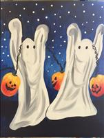 Naughty Ghosts Happy Halloween!