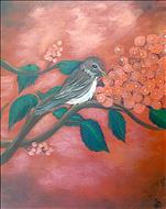 Songbird on Copper *NEW