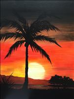 Palm Beach Sunset: Ages 12+