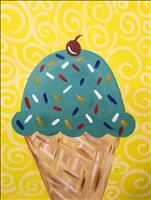 SUMMER FUN WEEK! Ice Cream with a Twist