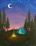 **NEW!** Moonlit Campfire