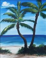 Paradise Found 36x24 canvas