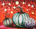 PAINTING CHANGE-*NEW ART* Fall Sparkle-Open To All
