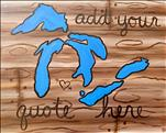 PUBLIC: Rustic Great Lakes! *New Art*