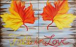 Fall in Love with Autumn - Pick one Side/Set