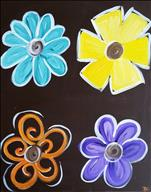 KIDS CLASS: Flower Pop Art