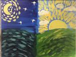 Van Gogh Day N' Night