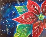 Poinsettia Snow Dream