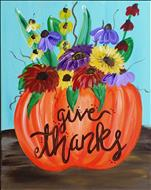 Give Thanks- Ages 14+
