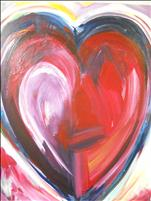 Fundraiser for AHA, Tammy Robiconti-Heart