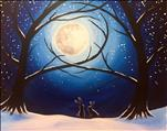 Moonlit Winter