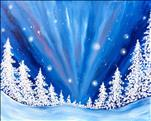 Winter Wonder *Add LED lights for a magical sky!