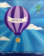 New Art! Balloon Grace