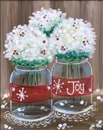 Holiday Hydrangeas - Art in the Afternoon