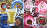 Abstract Beer/ Wine- Single or Couples (Ages 21+)