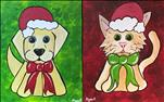 Kids Camp: A Holiday Cat & Pup Set (Pick 1)