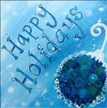 Holiday Open Studio-Paint Your Own Holiday !!