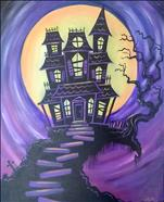 NEW ART-Haunting House