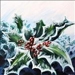 !JUST ADDED! FROSTED HOLLY *18+*
