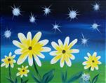 Starry Daisies-All Ages!