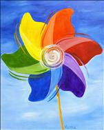 Family Day: Colorwheel Pinwheel-All Ages!
