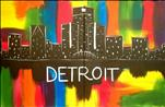 *DATE NIGHT* Colors of Detroit Set
