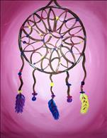 *KIDS CLASS* Kids Dream Catcher (7+)