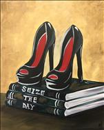 Seize the Day in Pumps