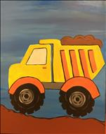 **Ages 7+ Welcome!** Dump Truck