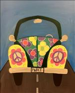 Hippie Car-- Design Your Own