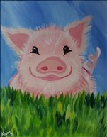 PUBLIC: Melvin the Pig! $25 *All Ages*