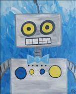 Paint Robots! (KIDS CAMP ONE DAY)