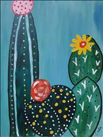 Kids/Kids at Heart/Family Day-Funki Cacti-$25