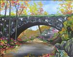 *MANIC MONDAY*  Pretty Park Bridge  **SAVE $10**