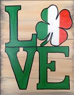 Coffee & Canvas - Irish Love